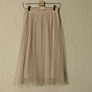 Lauren Conrad Disney Tulle Skirt